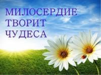 """Социально значимый проект """"Будем милосердны!"""""""